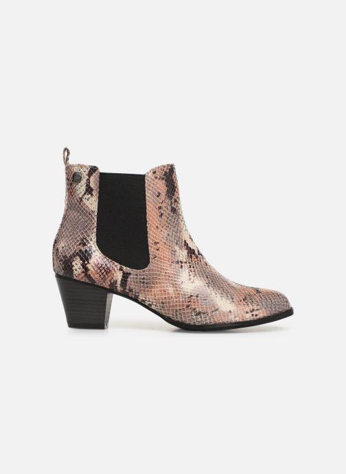 Bottines et boots Initiale Paris Creatif Beige vue derrière