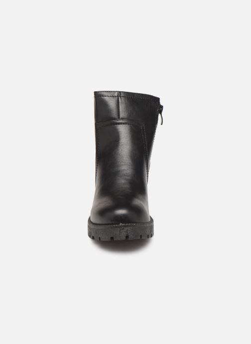 Bottines et boots Initiale Paris Mabella Noir vue portées chaussures