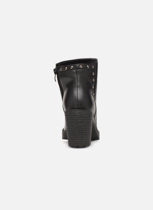 Bottines et boots Initiale Paris Mabella Noir vue droite
