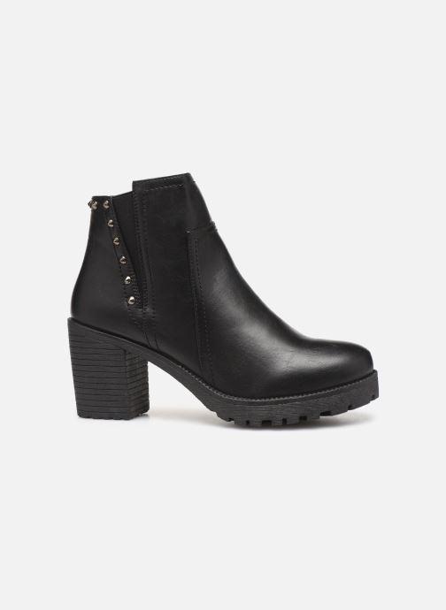 Bottines et boots Initiale Paris Mabella Noir vue derrière