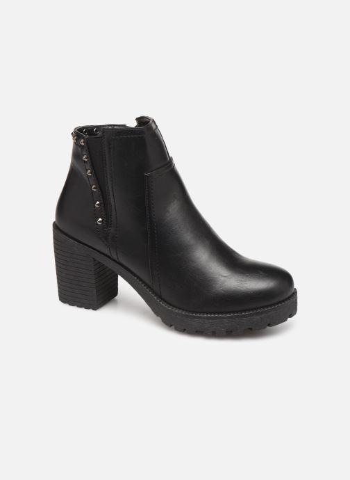 Bottines et boots Initiale Paris Mabella Noir vue détail/paire