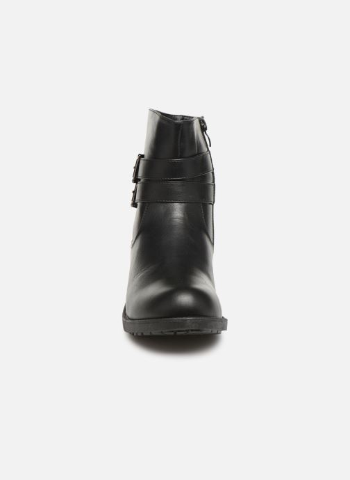 Ankelstøvler Initiale Paris Madelina Sort se skoene på