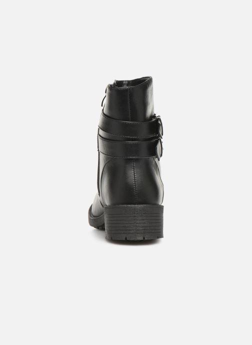 Stiefeletten & Boots Initiale Paris Madelina schwarz ansicht von rechts