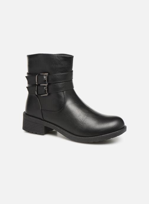 Stiefeletten & Boots Initiale Paris Madelina schwarz detaillierte ansicht/modell
