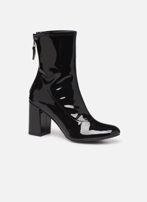 Bottines et boots Initiale Paris Opaline Noir vue détail/paire