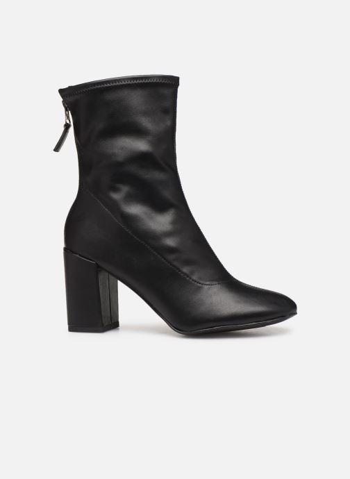 Bottines et boots Initiale Paris Opaline Noir vue derrière