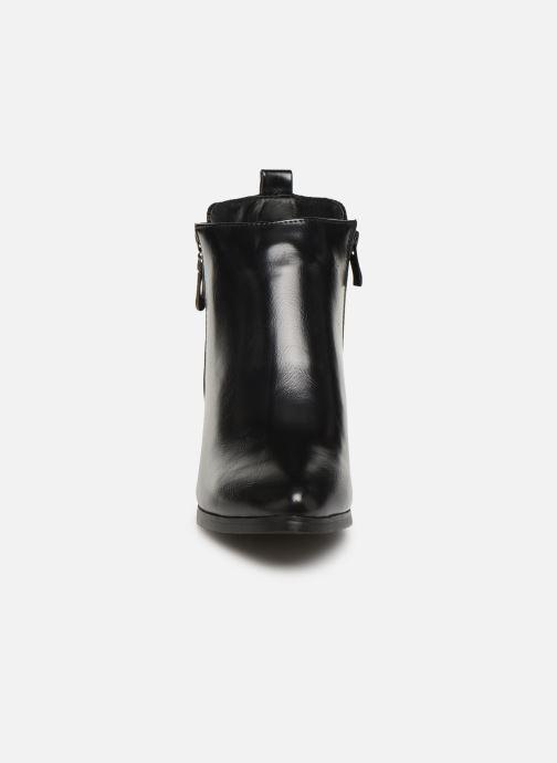 Ankle boots Initiale Paris Ravaza Black model view
