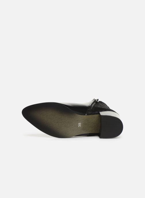 Stiefeletten & Boots Initiale Paris Ravaza schwarz ansicht von oben