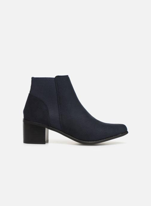 Bottines et boots Initiale Paris Replay Bleu vue derrière