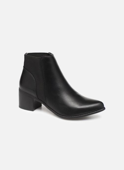 Bottines et boots Initiale Paris Replaya Noir vue détail/paire