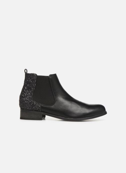 Bottines et boots Initiale Paris Resola Noir vue derrière