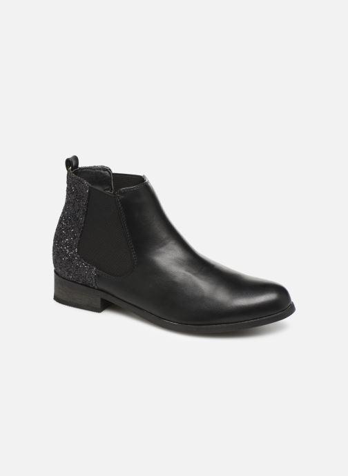 Bottines et boots Initiale Paris Resola Noir vue détail/paire