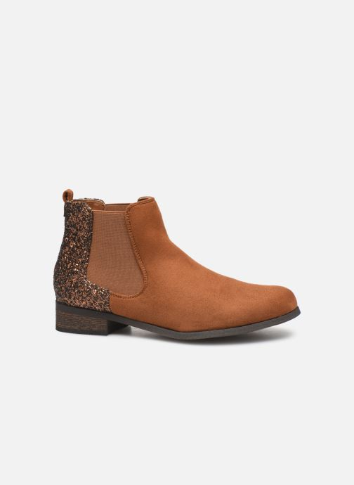 Boots en enkellaarsjes Initiale Paris Resolu Bruin achterkant