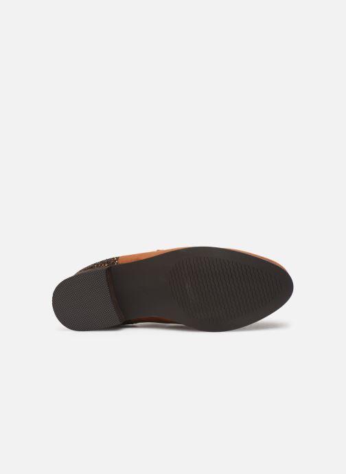 Boots en enkellaarsjes Initiale Paris Resolu Bruin boven