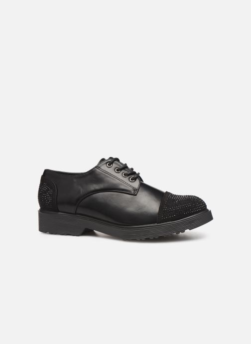 Chaussures à lacets Initiale Paris Reuni Noir vue derrière