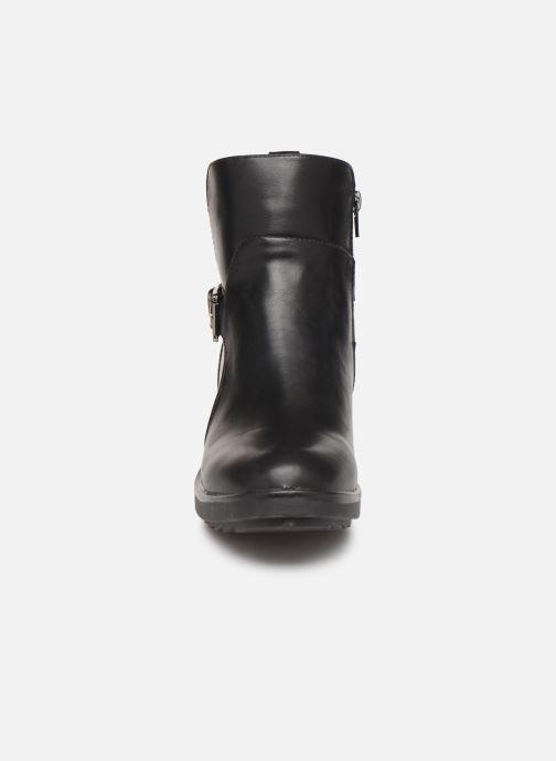 Bottines et boots Initiale Paris Revee Noir vue portées chaussures