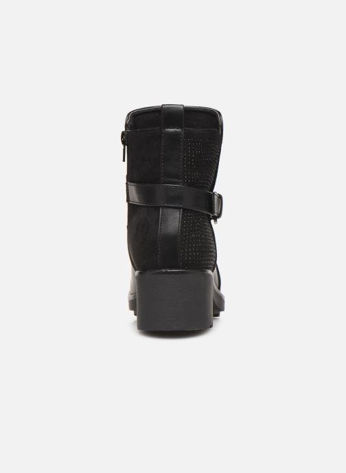 Bottines et boots Initiale Paris Revee Noir vue droite