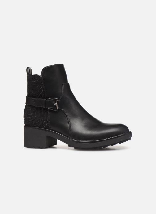 Ankle boots Initiale Paris Revee Black back view