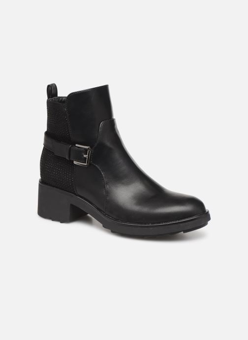 Ankle boots Initiale Paris Revee Black detailed view/ Pair view