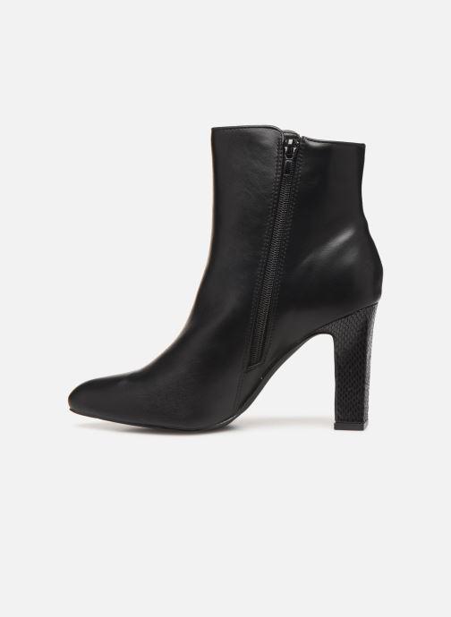 Boots en enkellaarsjes Initiale Paris Revoi Zwart voorkant