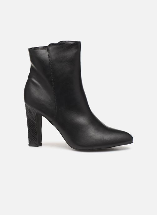Boots en enkellaarsjes Initiale Paris Revoi Zwart achterkant