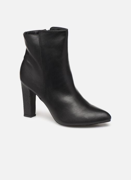 Boots en enkellaarsjes Initiale Paris Revoi Zwart detail