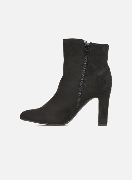 Boots en enkellaarsjes Initiale Paris Revoir Zwart voorkant