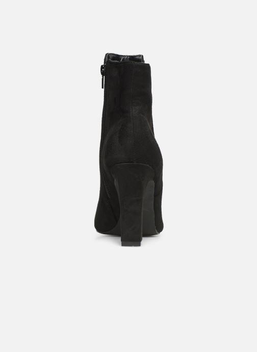 Boots en enkellaarsjes Initiale Paris Revoir Zwart rechts