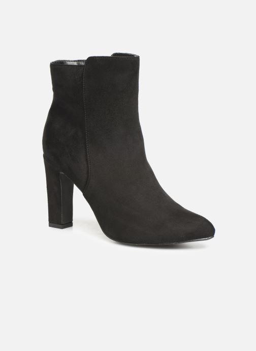 Boots en enkellaarsjes Initiale Paris Revoir Zwart detail