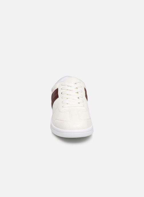 Baskets Initiale Paris Rufina Blanc vue portées chaussures