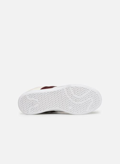 Sneaker Initiale Paris Rufina weiß ansicht von oben