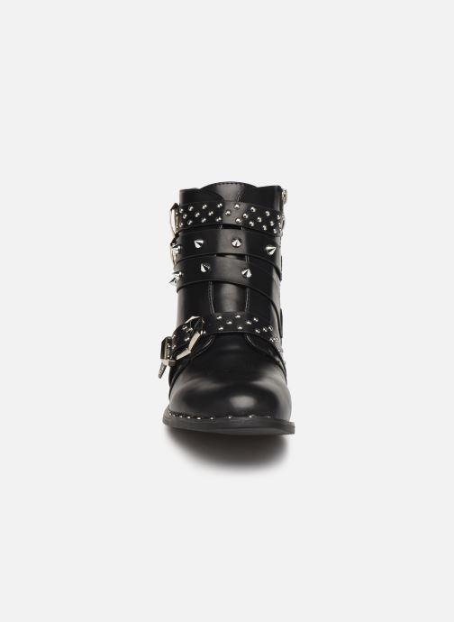 Bottines et boots Initiale Paris Sakela Noir vue portées chaussures