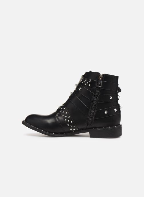 Bottines et boots Initiale Paris Sakela Noir vue face