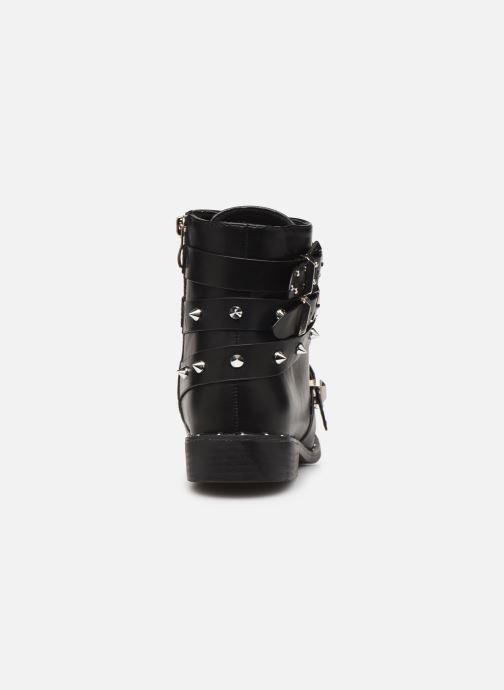Bottines et boots Initiale Paris Sakela Noir vue droite