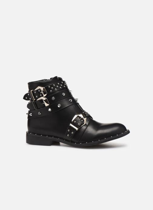 Bottines et boots Initiale Paris Sakela Noir vue derrière