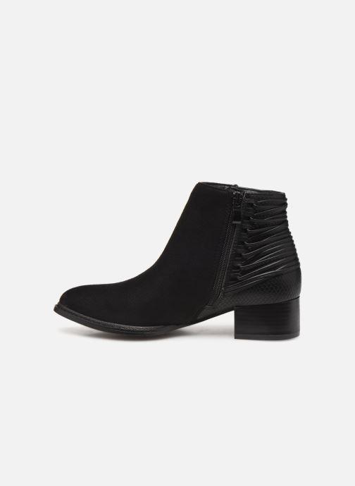 Bottines et boots Initiale Paris Salaka Noir vue face