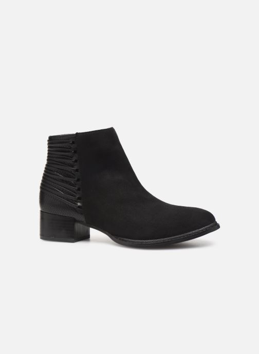 Ankle boots Initiale Paris Salaka Black back view