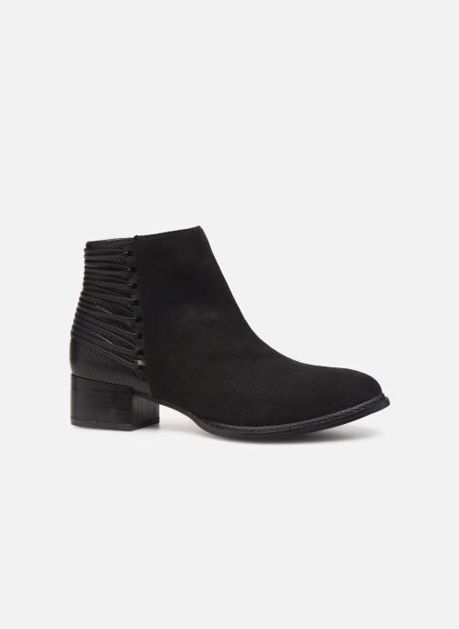 Bottines et boots Initiale Paris Salaka Noir vue derrière