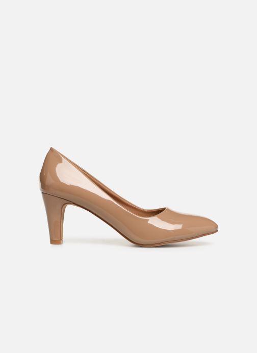 High heels Initiale Paris Scherine Beige back view