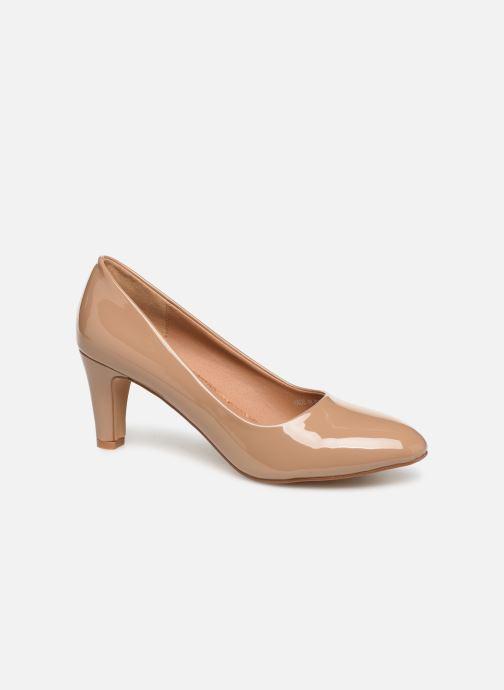 High heels Initiale Paris Scherine Beige detailed view/ Pair view