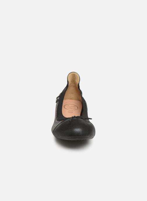 Ballet pumps Initiale Paris Shijeki Black model view