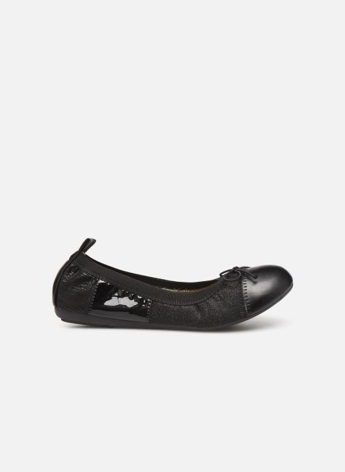 Ballet pumps Initiale Paris Stars Black back view