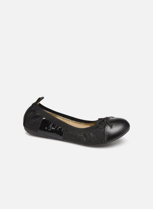 Ballet pumps Initiale Paris Stars Black detailed view/ Pair view