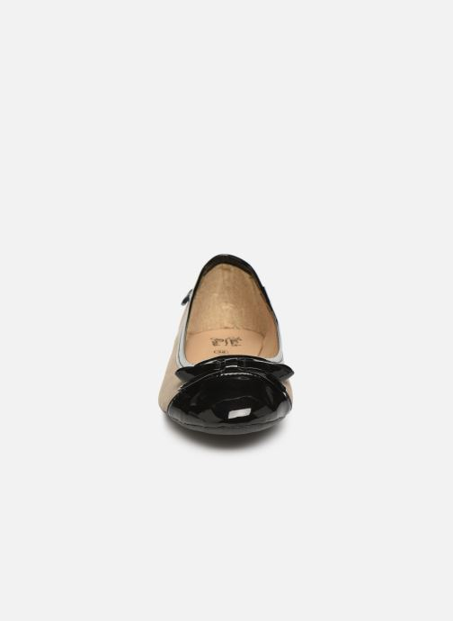 Ballet pumps Initiale Paris Success Beige model view