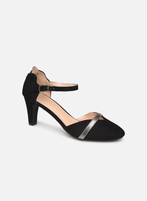 Pumps Initiale Paris Tiaga Zwart detail