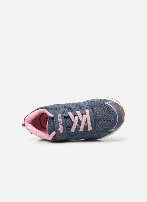 Sneakers LICO Flori VS Grijs links