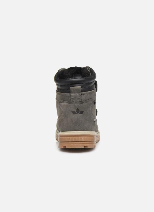 Bottines et boots LICO Corner V Gris vue droite