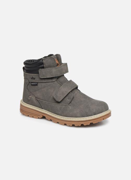 Bottines et boots LICO Corner V Gris vue détail/paire