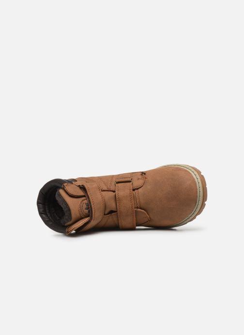 Stiefeletten & Boots LICO Corner V braun ansicht von links