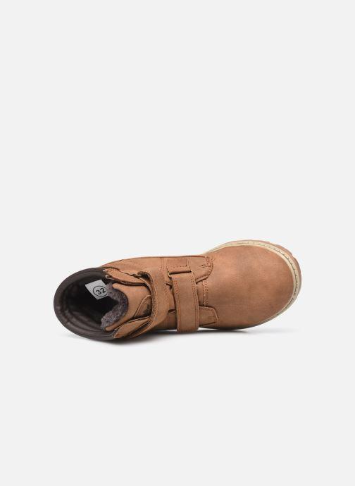 Bottines et boots Lico Corner V Marron vue gauche